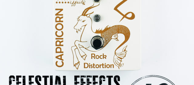 Celestial Effects Capricorn Rock Distortion
