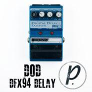 DOD DFX94 Digital Delay/Sampler