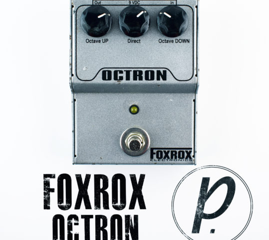 Foxrox Electronics Octron Octave Divider