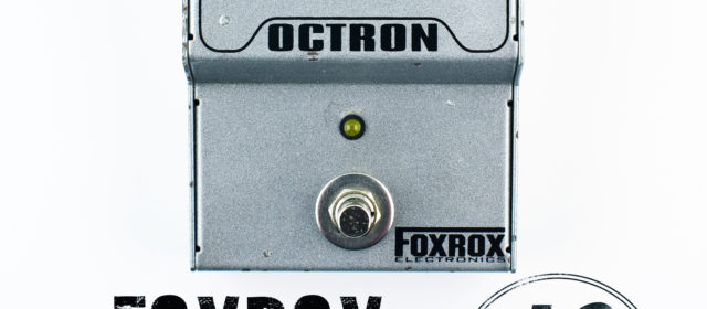 Foxrox Electronics Octron Octave Divider