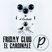 Friday Club el Cardinále Overdrive