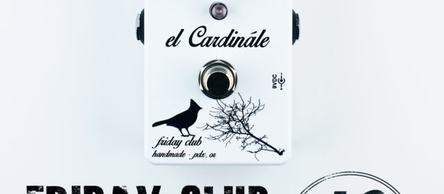 Friday Club el Cardinále Overdrive