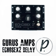 Gurus Amps Echosex 2 Echo Delay