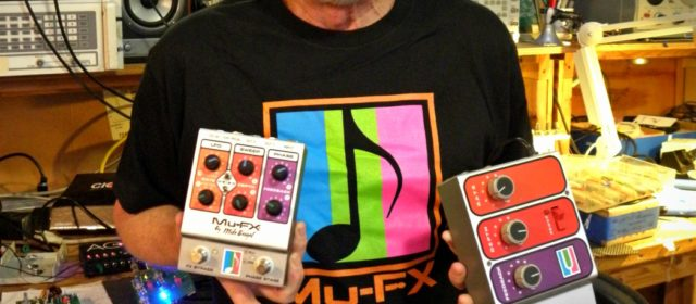 Weekly Interview 2/15/17: Mike Beigel of Mu-FX & Musitronics