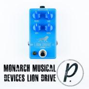 Monarch Musical Devices Lion Drive