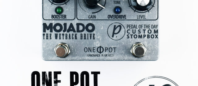 One Pot Mojado Wetback Drive