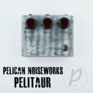 Pelican NoiseWorks Pelitaur (Limited Silver Edition)