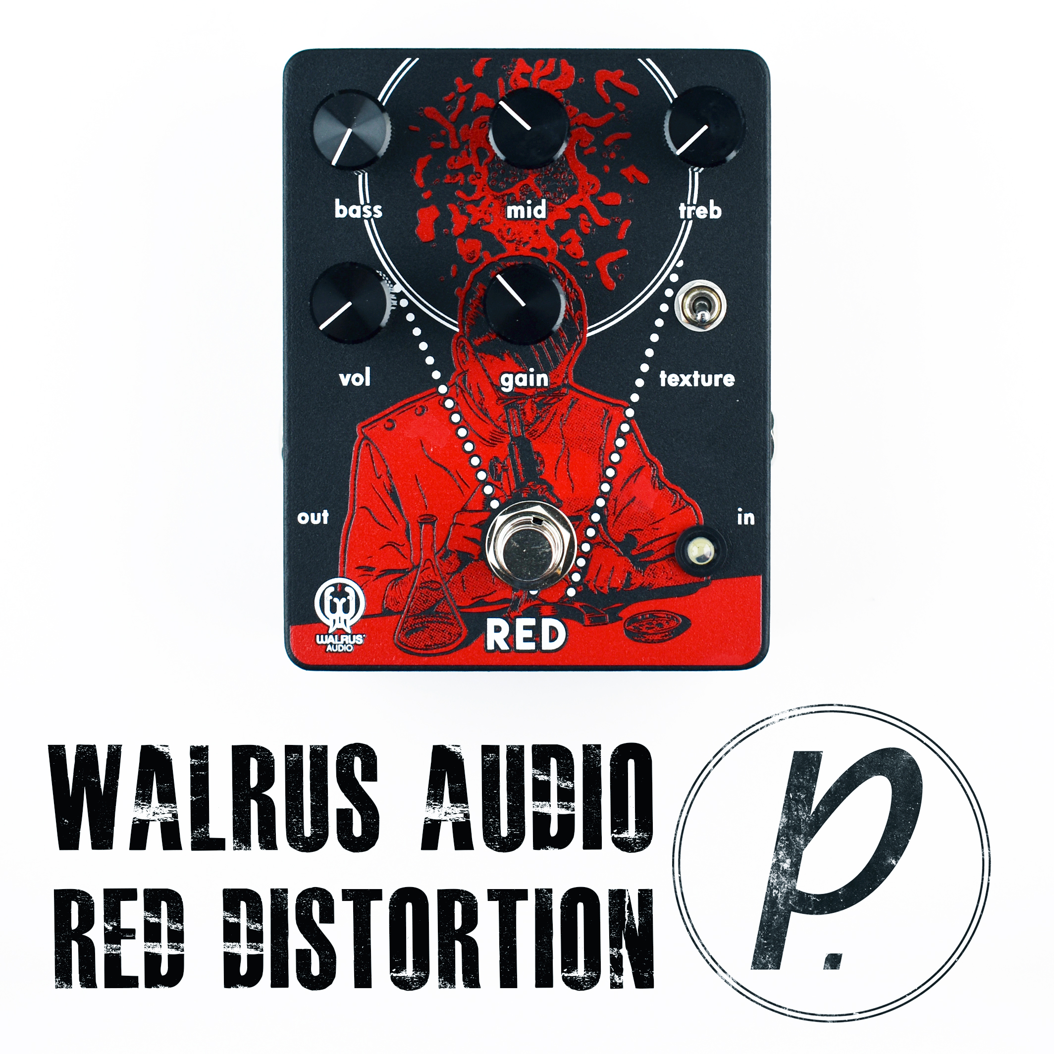 Walrus audio red