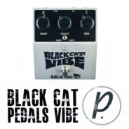Black Cat Pedals Vibe Chorus Vibrato