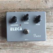Eleca Effects EFZ-3 Fuzz