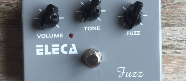 Eleca Effects EFZ-3 Fuzz