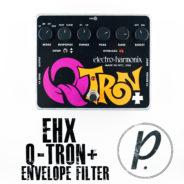 Electro-Harmonix Q-Tron+ Envelope Filter