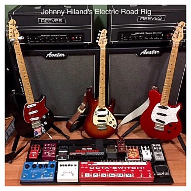 Johnny Hiland - Electric Road Rig