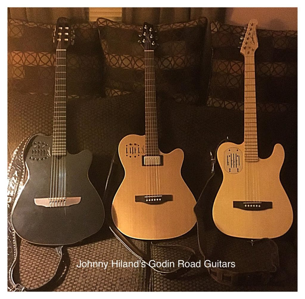 Johnny Hiland - Godin Road Guitars