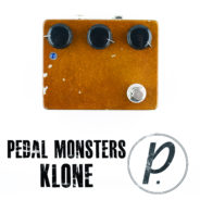 Pedal Monsters Klone Overdrive Boost