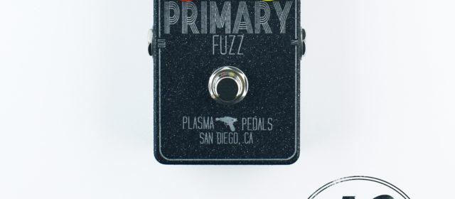 Plasma Pedals Primary Fuzz