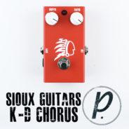 Sioux Guitars K-D Chorus