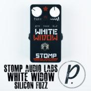 Stomp Audio Labs White Widow Silicon Fuzz