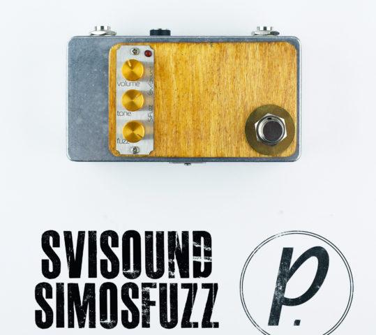 SviSound SiMosFuzz Silicon MosFet Fuzz
