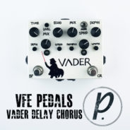 VFE Pedals Vader Delay Chorus