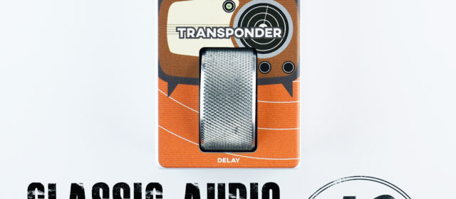 Classic Audio Effects Transponder Delay Roller