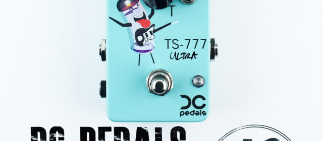 DC Pedals TS-777 Ultra Overdrive