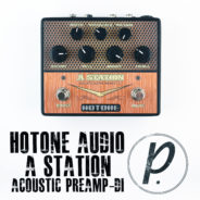 Hotone Audio A Station Acoustic Preamp / D.I.