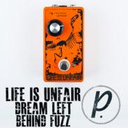 Life Is Unfair Dream Left Behind Fuzz