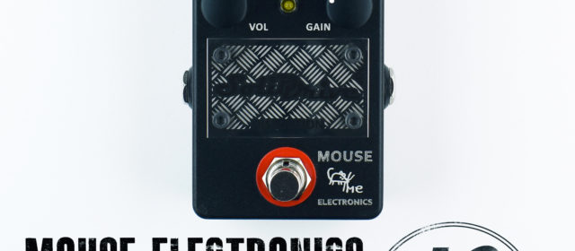 Mouse Electronics Solid Drive Distortion