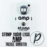 Stomp Audio Labs AMP Treble Booster