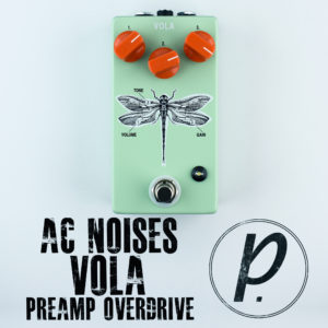 AC Noises Vola Preamp Overdrive