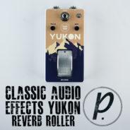 Classic Audio Effects Yukon Reverb Roller