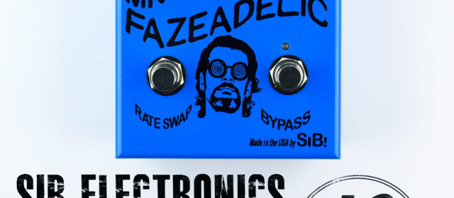 SiB Electronics Mr. Fazedelic 4-Stage Optical Phase Shifter