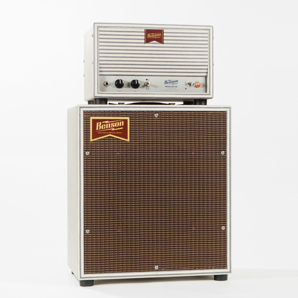 Besnon Amps - Monarch with Cabinet