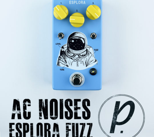 AC Noises Esplora Fuzz