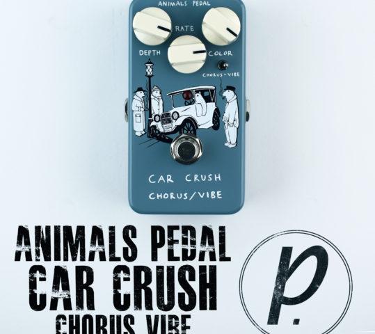 Animals Pedal Car Crush Chorus/Vibe