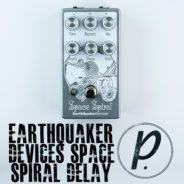 EarthQuaker Devices Space Spiral™ Modulated Delay