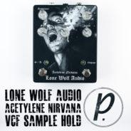 Lone Wolf Audio Acetylene Nirvana VCF Sample/Hold