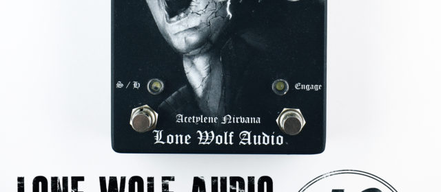 Lone Wolf Audio Acetylene Nirvana VCF Sample/Hold