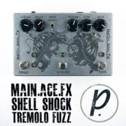 Main.Ace.FX Shell Shock Fuzz Tremolo