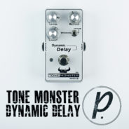 Tone Monster Dynamic Delay