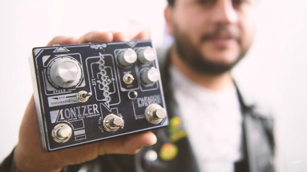 Efren Castro - Paradox Effects - Ionizer