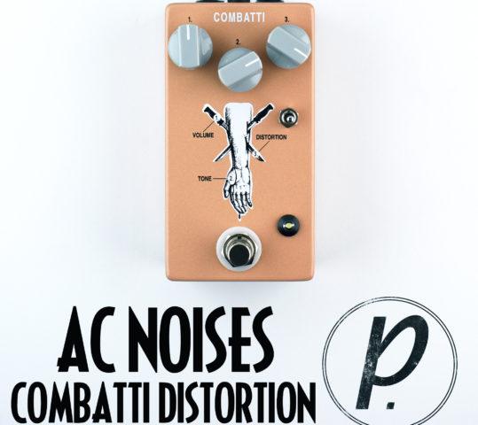 AC Noises Combatti Distortion