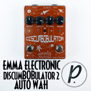 Emma Electronic DiscumBOBulator 2 Auto Wah Envelope Filter