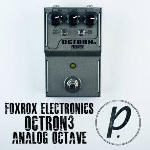 Foxrox Electronics Octron3 Analog Octave Divider