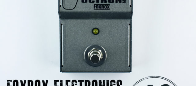 Foxrox Electronics Octron3 Octave Divider