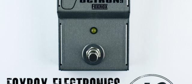 Foxrox Electronics Octron3 Octave Divider