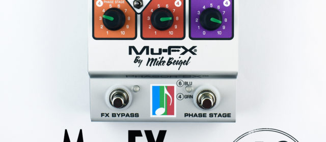 Mu-FX Phasor 2X Optical Phaser
