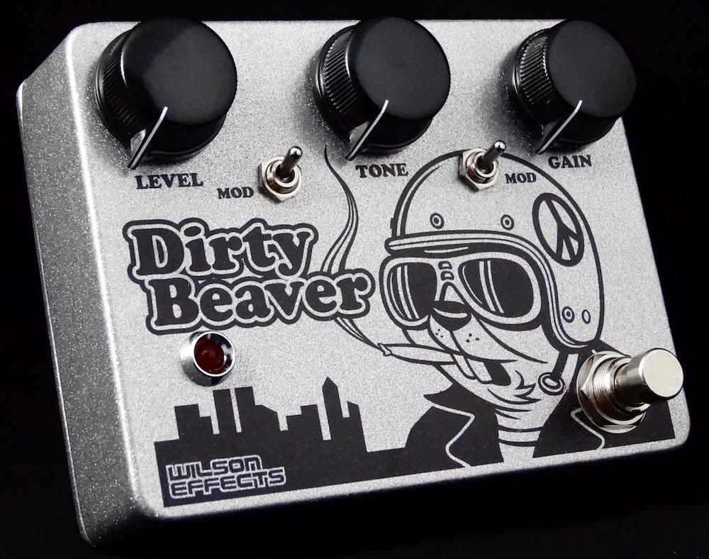 Wilson Effects Dirty Beaver