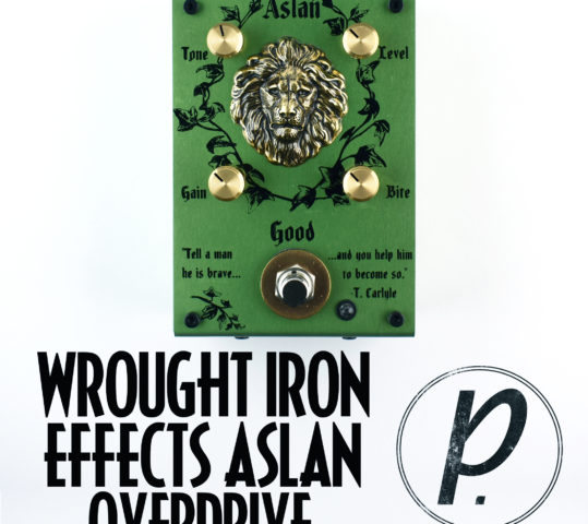 Wrought Iron Effects Aslan Overdrive